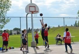 Play Equipment Basketball Net