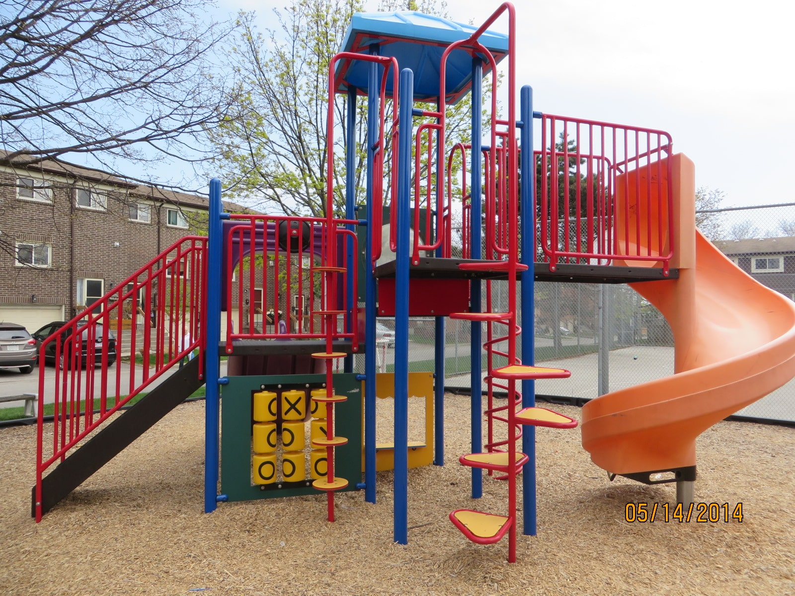Play Equipment Slide