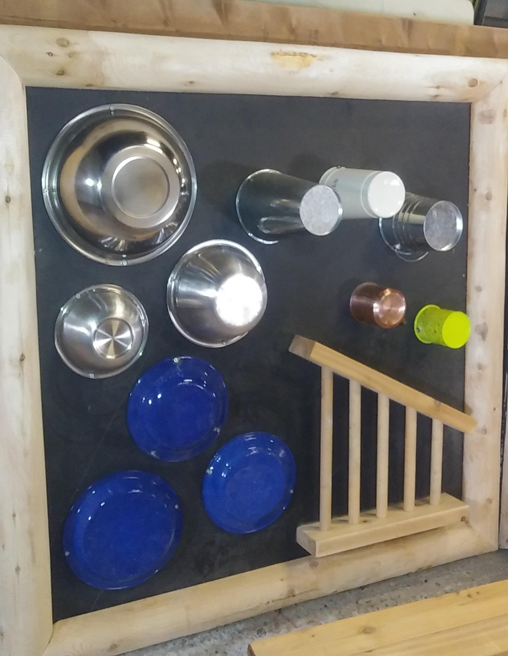 Play Equipment Kitchen Supplies