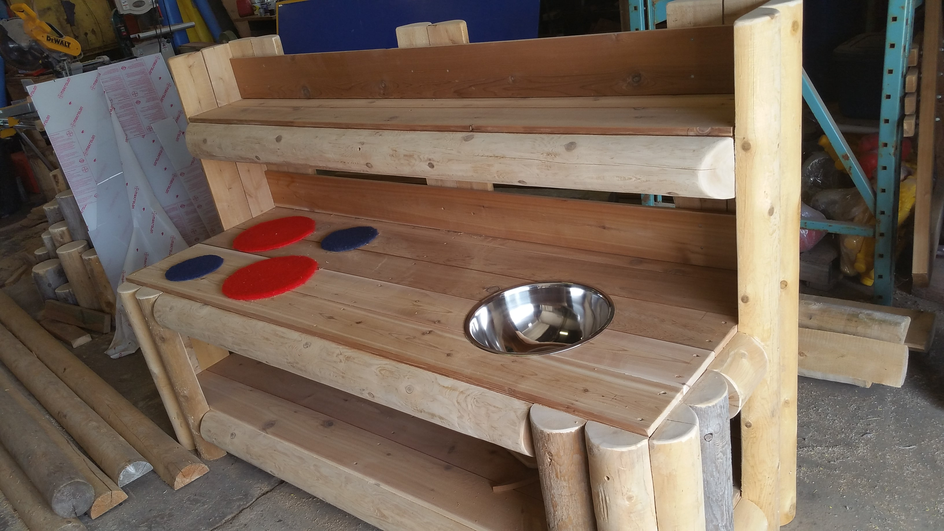 Play Equipment Mud Kitchen