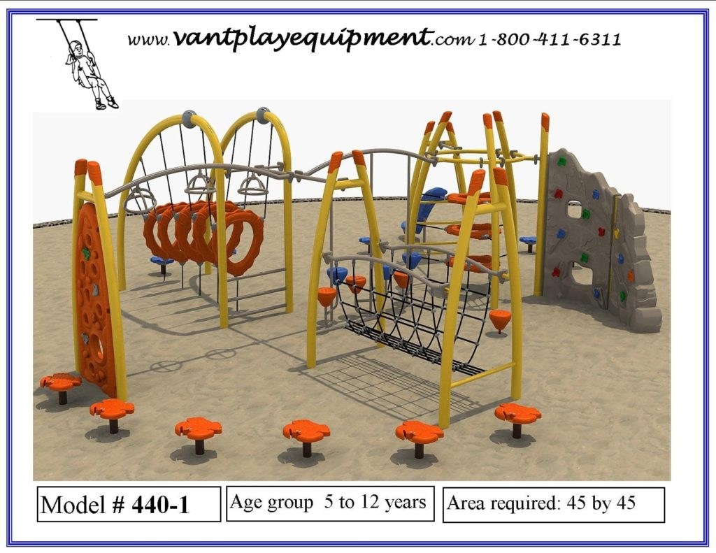 Play Equipment Games