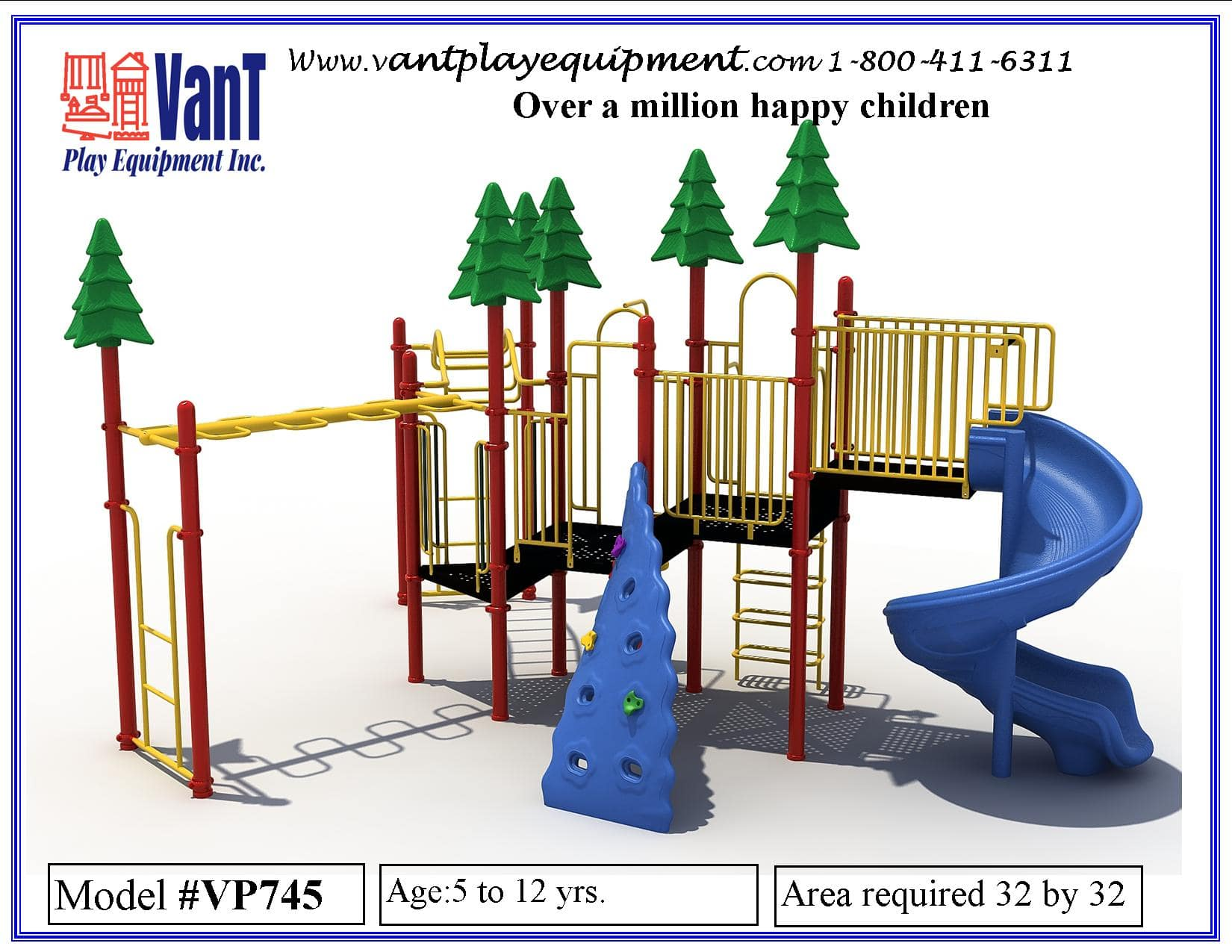 Play Equipment Structure